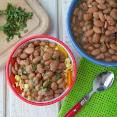 Pressure Cooker Pinto Beans