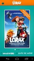 Screenshot of El Lórax - La Película LAS