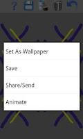 Screenshot of Pattern Maker