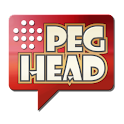 PegHead: a Peg Solitaire Game icon