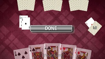 Screenshot of Russian Fool Card Game HD