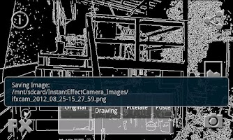 Screenshot of Instant Effect Camera