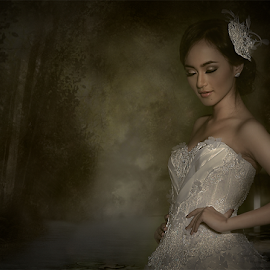 by Tedjo Harjanto - Wedding Bride