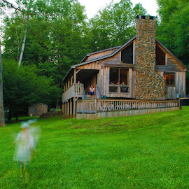 by Dan Lash - Buildings & Architecture Homes ( new york state, cooks falls, country )