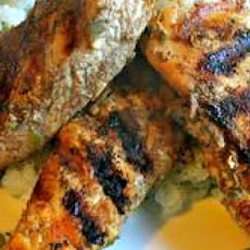 Jamaican Jerked Chicken