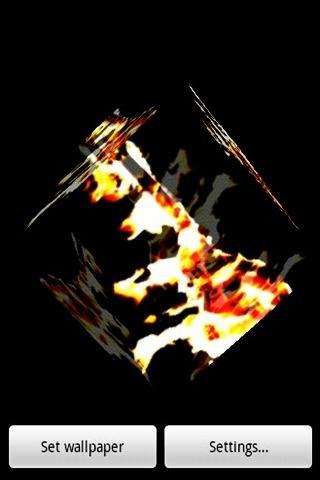 玩個人化App|3D燃燒吉他免費|APP試玩