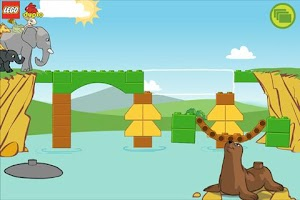 Screenshot of LEGO® DUPLO® ZOO