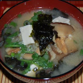 Watercress Soup Tofu Recipes