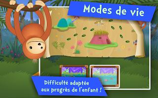 Screenshot of Les animaux ! Jeux enfants
