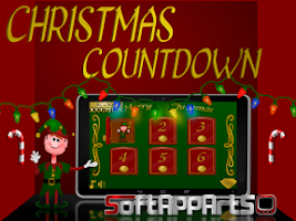 Screenshot of Christmas Countdown 2013
