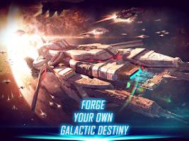 Screenshot of Galaxy Legend: Space Frontier