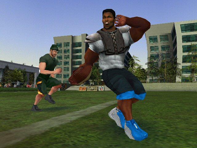 X03: NFL Street