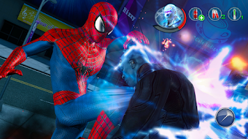 Screenshot of The Amazing Spider-Man 2