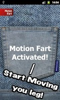 Screenshot of Motion Fart ™