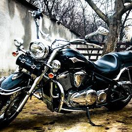 Vulcanic by Dan Hîncea - Transportation Motorcycles (  )
