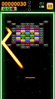 Screenshot of Bricknoid 2: Brick Breaker