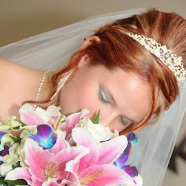 by Tiffany Layton Nazelrod - Wedding Bride
