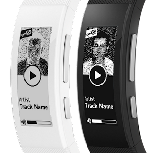Cover art Music Control for SmartBand