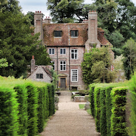 Groombridge Place by Dean Thorpe - Buildings & Architecture Public & Historical