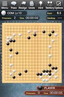 Screenshot of Champion Go ~Crazy Stone~