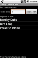 Screenshot of Random Ringtone Lite
