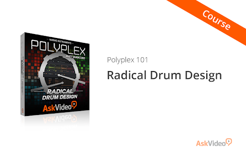 Radical Drum Design: Polyplex - screenshot