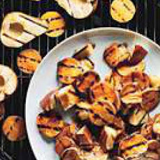 Sweet Potatoes with Pear-Molasses Compote
