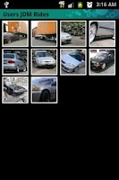 Screenshot of JDM CAR GALLERY + submit