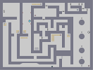 Thumbnail of the map 'mazey mouse'