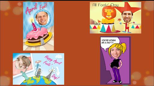 April Fools Cards
