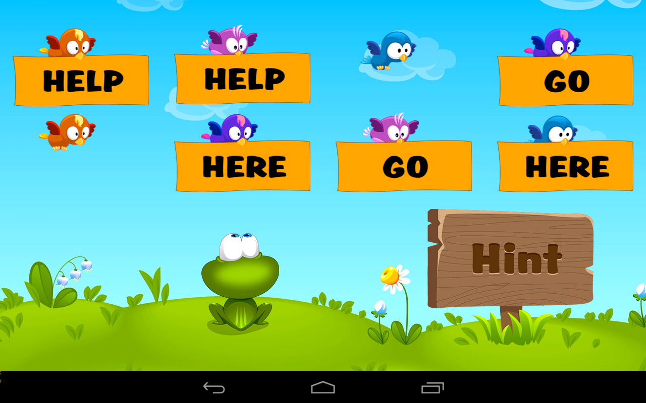 Kids Reading Sight Words Screenshot 11