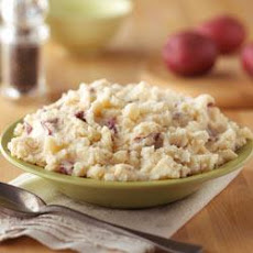 Creamy Parmesan Mashed Potatoes