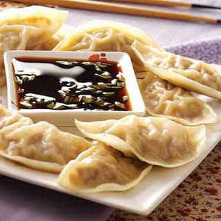 Chicken Potstickers Recipe