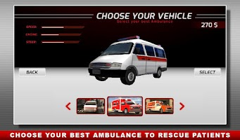 Screenshot of Ambulance Duty Simulator 3D