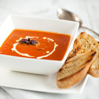 Tomato Soup With Canned Tomatoes Recipes