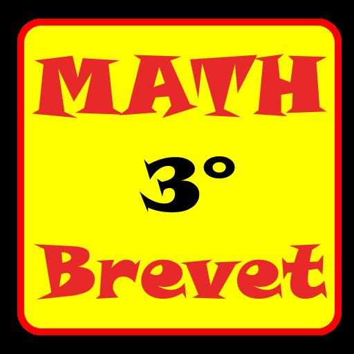 Math 3° Brevet 教育 LOGO-阿達玩APP