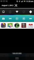 Screenshot of 1Tap Quick Bar -Quick Settings