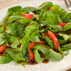 Arugula & Roasted Pepper Salad