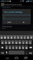 Screenshot of Jelly Bean Keyboard PRO