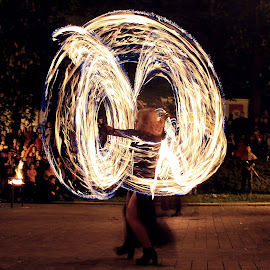 Fire Dancer by Madalin Ciortea - News & Events Entertainment