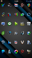 Screenshot of Cobalt Icon Pack