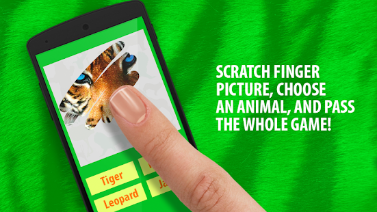Game Scratch: Guess animal APK for Windows Phone