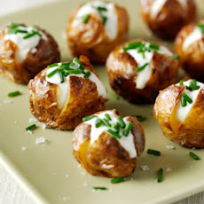 Mini Jacket Potatoes