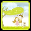 spring rain [Live Background] icon