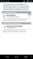 Screenshot of Cydia Substrate