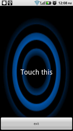 TouchDial