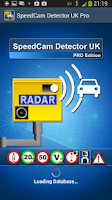 Screenshot of Speed Camera Detector Pro (UK)