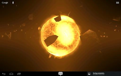 太陽閃光 - 免費版