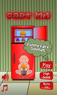 Fart Kid - screenshot