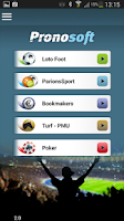 Screenshot of Pronosoft
